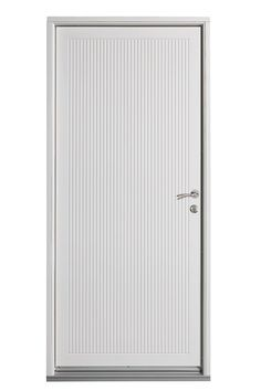Multiline - a modern door with slim lines, engraved lines running vertically down the façade. http://www.olsenuk.com/products/entrance-doors/je-trae-contemporary