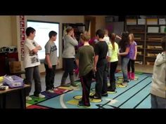 Boston Tea Party Folk Dance.. I am pretty impressed with the teacher who taught this!