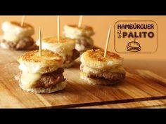 Vai ter festa? Que tal surpreender seus convidados com hambúrguer no palito? | Catraca Livre