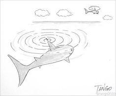 "distatitut: "" funny illustrations by Shanghai Tango """