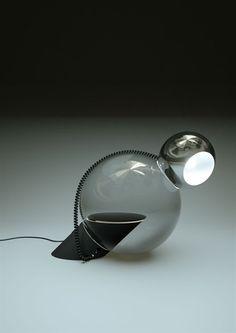 """""""Gravita"""" Table Lamp by Antonio Macchi Cassia for Stilnovo"""
