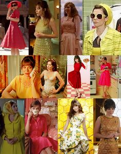 I think about Charlotte Charles's wardrobe almost constantly. I miss Pushing Daisies.