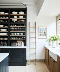 New Kitchen, Kitchen Dining, Kitchen Decor, Kitchen Cabinets, Kitchen Ideas, Kitchen Inspiration, Interior Inspiration, Home Design, Küchen Design