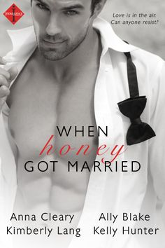 """""""When Honey Got Married."""" by Kimberly Lang, Anna Cleary, Kelly Hunter, Ally Blake"""