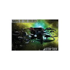 Star Trek- Ships Of The Galaxy Poster ($6.98) ❤ liked on Polyvore featuring home, home decor, wall art, nebula wall art, ship poster, science fiction posters, solar system wall art and science fiction movie posters