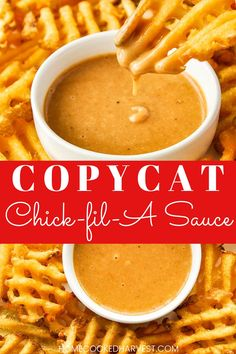Copycat Chick-fil-A Sauce is a tangy and creamy sauce that can go on just about anything and tastes like the original. This Chick-fil-A Sauce recipe is made with only five simple ingredients so that you can make it right at home.