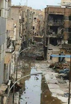 'شارع الشويخات ....بنغازي..'