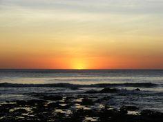 Sunset at Langosta Beach by Tony Blanco on 500px