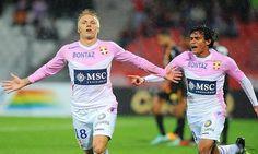 Evian-TG lance enfin sa saison - Evian TG - Homes Clubs - Ligue 1 - Football -