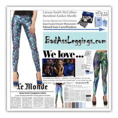 """BadAssLeggings  Contest"" by samirhabul ❤ liked on Polyvore featuring moda, Tiffany & Co., Zara, Seed Design, Thierry Mugler ve badassleggings"
