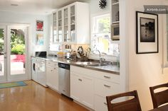 indoor outdoor kitchen icnluding laundry - Google Search