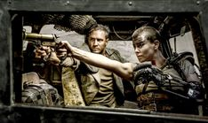 In Mad Max: Fury Road, Max will sabotage anyone to survive until he comes across Furiosa, who is risking her life to free a group of women from sexual slavery.