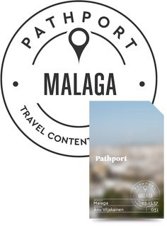 My new digital travel guide of Malaga. Discover the hidden gems of my lovely city!