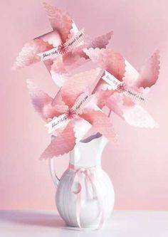 pinwheels... pink
