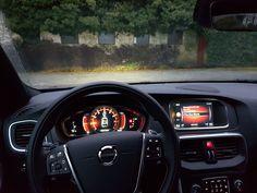 Volvo V40 2017 Interior #Volvo #XC90 #car #VolvoXC90 #v40 #cartweet #cars #auto #v60