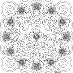 Don't Eat the Paste: Peace Symbol Coloring Page