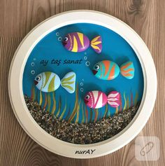 Easy Painting Rock Ideas and Stone art by Pebble Painting, Pebble Art, Stone Painting, Diy Painting, Toddler Arts And Crafts, Craft Activities For Kids, Diy Arts And Crafts, Easy Flower Painting, Rock Painting Ideas Easy