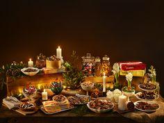 julbord, godisbord, julgodis, choklad, julchoklad, christmas, christams candy, christmas chocolate, jul, gottabord, desserts, dessert table
