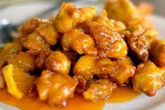 Chicken in Orange Sauce Chicken in Orange Sauce recipe. Better than take-out Orange Chicken. Honey Orange Chicken Recipe, Sweet Sour Chicken, Honey Chicken, Lemon Chicken, Hcg Diet Recipes, Cooking Recipes, Hcg Chicken Recipes, Hcg Meals, Recipe Chicken