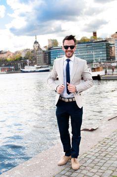 Stockholm style Gentlemen,