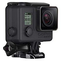GoPro 3 Plus Stealth Blackout Housing Gopro Accessories, Photo Accessories, Gopro Shop, Newest Gopro, Gopro Camera, Photo Equipment, Food Containers, Stainless Steel Water Bottle, Matte Black