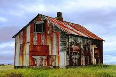 A Rusty Haunt in Iceland is listed (or ranked) 3 on the list 12 Creepy and Terrifying Houses in the Woods