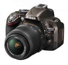 Review: Nikon D 5200 - Power in a compact body