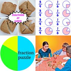 8 Ways To Help Your Kids Learn Fractions