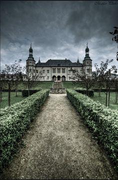 Kielce palace, Poland