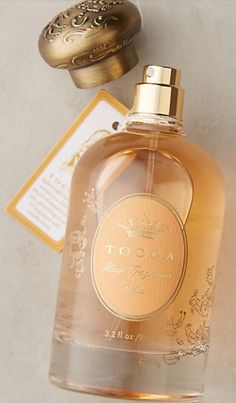 Hair fragrance in Stella scent by Tocca