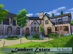 Sims 4 CC's - The Best: House by Ineliz