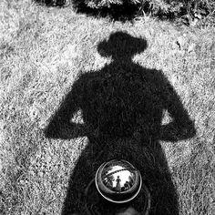 Vivian Maier - Untitled, Self Portrait (1956)