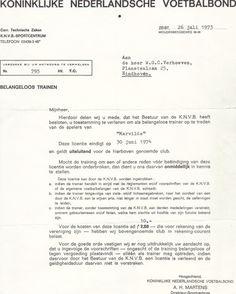 trainerslicentie marvilde '73