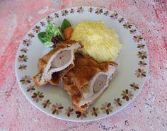 Családi kondér: Csirkemájjal tölött karaj