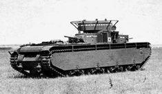Т-35А  Soviet  heavy  tank  mod.1935  before  WW II