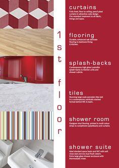 1st Floor Studios Colour Palette