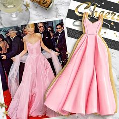 ICYMI this epic gown turned COOKIE by plus my other picks for glamourous Oscar Party Treats yesterday on check out the full segment - link in bio! Fondant Cookies, Galletas Cookies, Royal Icing Cookies, Cupcake Cookies, Sugar Cookies, Cupcakes, Cookie Icing, Fancy Cookies, Elegant Cookies