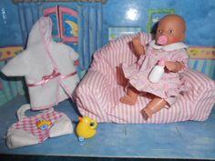 Original BABY born® miniworld  Baby Born mini mit Sofa