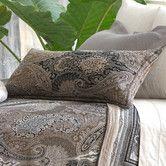 Found it at Wayfair - Ilsa Double Cotton Boudoir/Breakfast Pillow