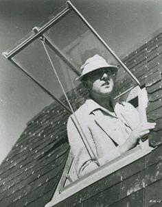 Jacques Tati dans Les vacances de Monsieur Hulot