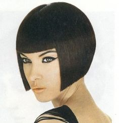 Vidal Sasson haircut - Fab!