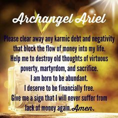 Wealth Affirmations, Positive Affirmations, Archangel Prayers, Angel Spirit, Angel Readings, Angel Guide, Miracle Prayer, Prayers For Healing, Spiritual Guidance