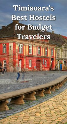 Timisoara's Best Hostels for Budget Travelers: Timisoara, Romania's third-largest city (after Bucharest and Cluj-Napoca) is also one of the… Travel Tours, Budget Travel, Shopping Travel, Tour Around The World, Places Around The World, Mall Of America, North America, Timisoara Romania, Beach Trip