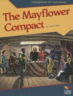 the mayflower compact for kids