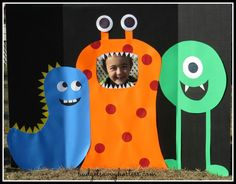 Monster Bash Child's Birthday Host a {not so frightening} monster bash of your own! I coordinated this adorable animated monster bash for a good friend of mine, who's son turned 3 years…