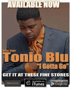 Pulsar Music Group: R&B Singer Tonio Blu