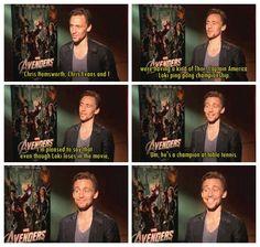 Lol Loki table tennis champ