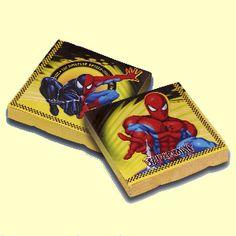 Spiderman Party Napkins