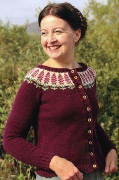 Yokes by Kate Davies   Fyberspates Knitting Books   Knitting Books   Deramores