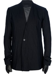 OBSCUR - jacket with attached gloves 6
